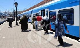 SNTF: reprise lundi des trains voyageurs, régionaux et grandes lignes