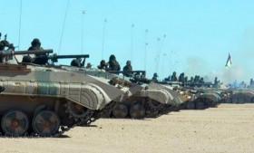 APLS:poursuite des attaques ciblant les retranchements des forces de l'occupation marocaine