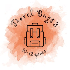 Travel Bugs™ III class @ Aux Petits Soins (Suite F) | Lansing | Michigan | United States