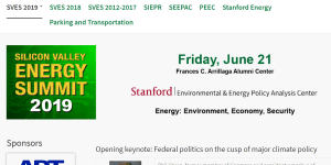Silicon Valley Energy Summit