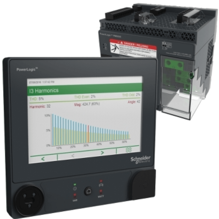 Schneider Electric Meters and Monitors
