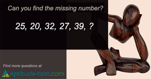 question of the week, numerical logic