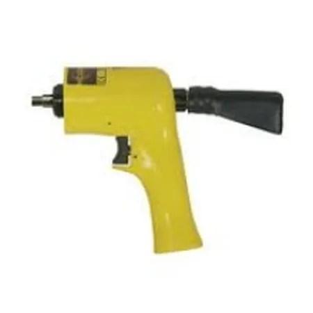 Cherry Aerospace Nutplate Riveter - Rivet Gun - Nose Assembly & Pulling Heads
