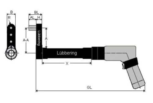 Lubbering Aster Key Installation Torque Wrenches