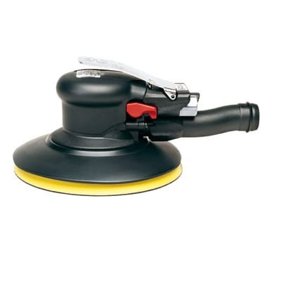 Chicago Pneumatic CP Industrial Random orbital Palm sander 6 Inch Pad
