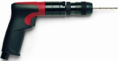 DR350-P2000-K8 CP Desoutter Air Pistol Drill  2,000 rpm Air Tool
