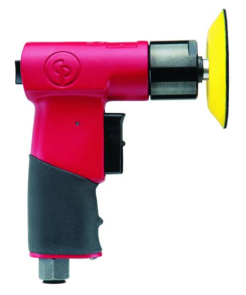 CP 7201 Chicago Pneumatic mini pistol polisher