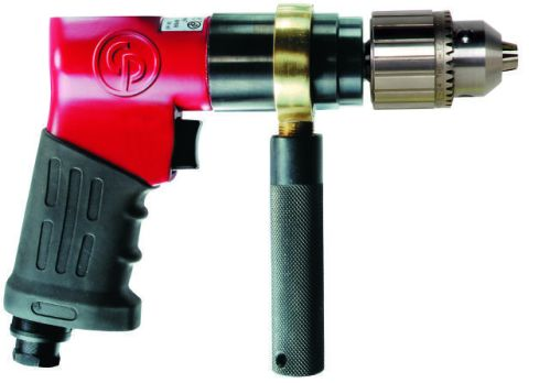 CP9789 Chicago Pneumatic Low Speed Reversible Pistol Drill