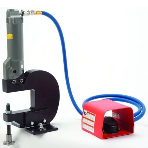 Bench Riveter - Rivet Squeezers