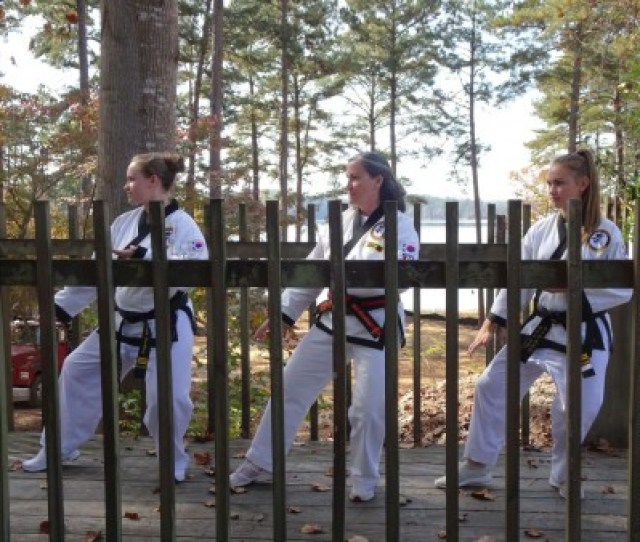 In Its Customary Venue Of Camp Ascca In Jacksons Gap Alabama The Southeastern Region Of The Atlantic Pacific Tang Soo Do Federation Held A Successful And