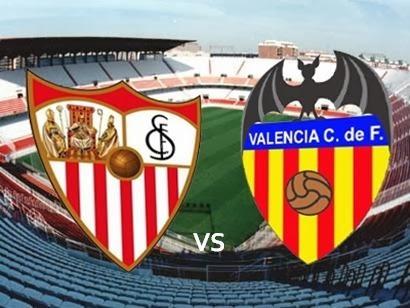 Sevilla vs alencia