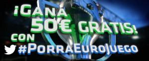 porraeurojuego 300x124 Eurojuego   Porra 50€ + 50€ Atlético – Real Madrid 2 marzo @Eurojuego es