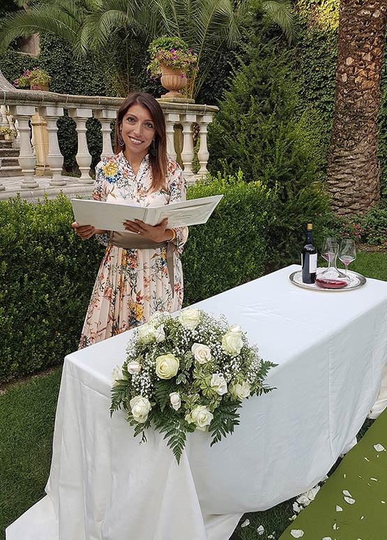 Wedding Celebrant Apulia