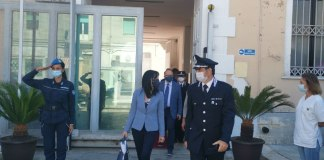 Visita carcere sottosegretario Anna Macina
