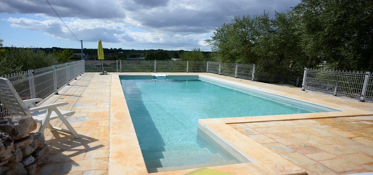 Villa Ninuccio Pool