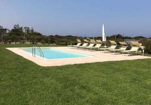 Villa am Meer Apulien