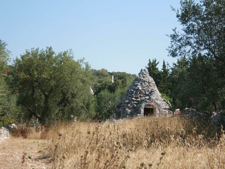 Ferien in einem Trullo Cisternino