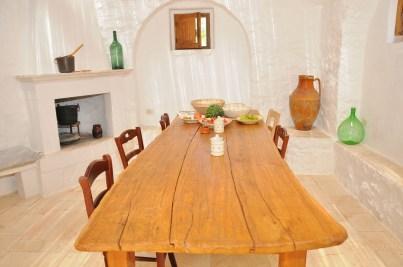 Wohnküche Trullo