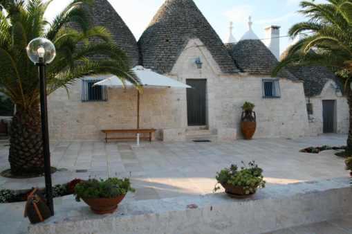 Gästemeinungen zu Trullo Carperi Ferienhaus in Apulien (Cisternino) zur Objektbeschreibung Trullo Carperi