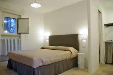 Schlafzimmer Lamia Dependance
