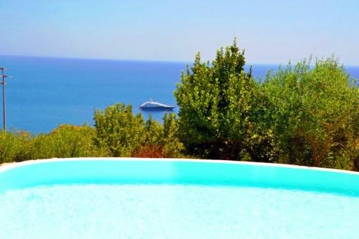 In der charakteristischen Salento-Landschaft befindet sich dieses entzückende Ferienhaus Trullo Mirto.