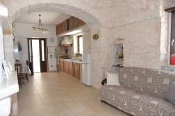 Küche Apulien