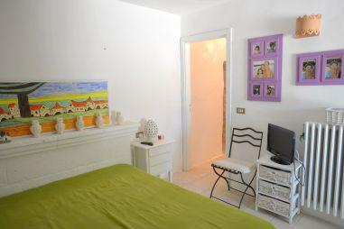 Trullo Pina Schlafzimmer