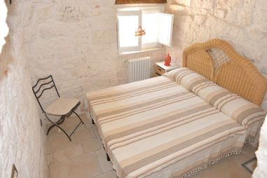 Trullo Pina Doppelschlafzimmer