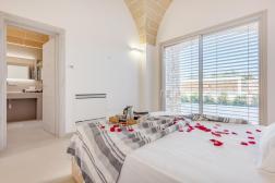Villa Corsano Apulien Doppelschlafzimmer