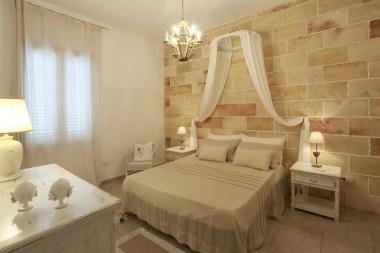 Schlafzimmer Villa Italien
