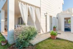 Veranda Apulien Wohnung