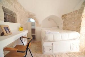 Schlafzimmer Trullo Ostuni