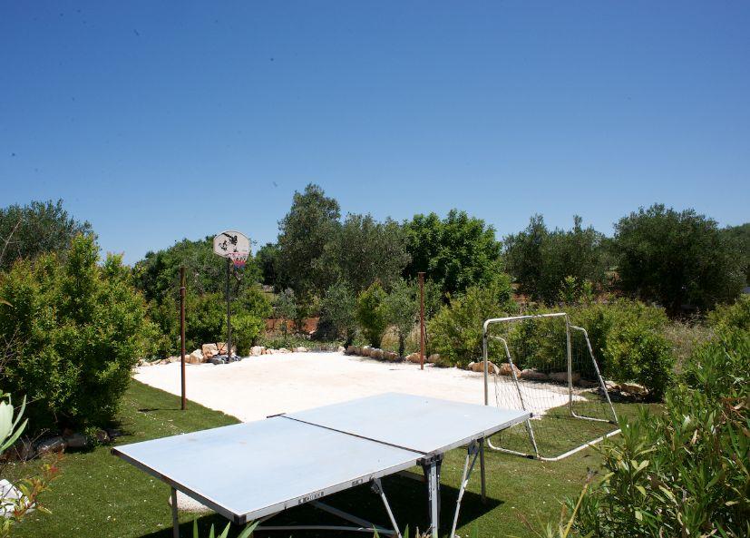 Außenbereich Tenuta La Cavallerizza