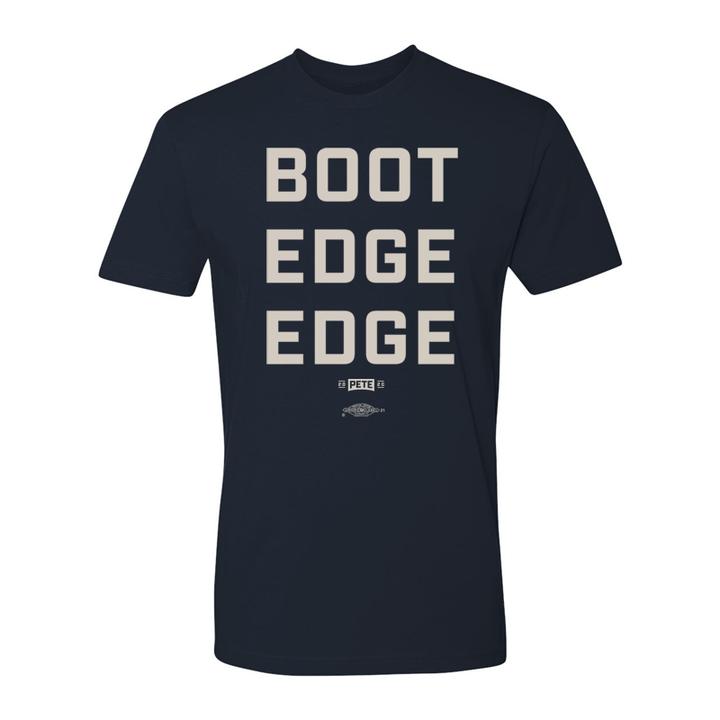 Boot Edge Edge T-Shirt (peteforamerica.com)