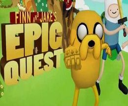 Finn and Jake's Epic Quest Pc Game