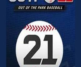 Out of the Park Baseball 21 Pc Game