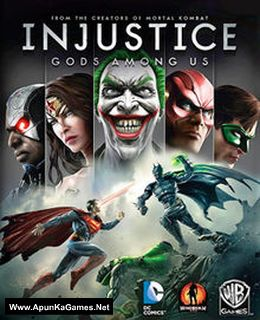 Injustice: Gods Among Us Cover, Poster, Full Version, PC Game, Download Free