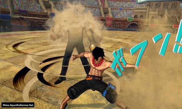One Piece: Burning Blood Screenshot 1, Full Version, PC Game, Download Free