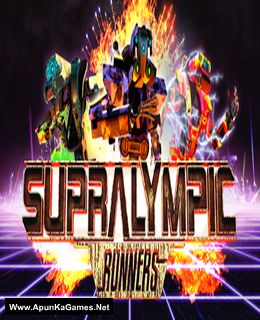 Supralympic Runners Cover, Poster, Full Version, PC Game, Download Free