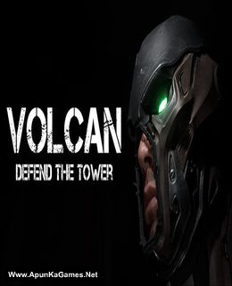 Volcan Defend the Tower Cover, Poster, Full Version, PC Game, Download Free