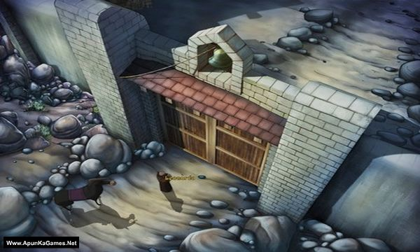 The Abbey - Director's cut Screenshot 2, Full Version, PC Game, Download Free