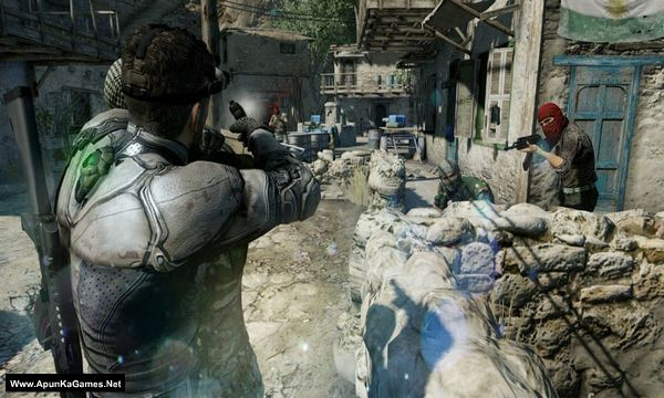 Tom Clancy's Splinter Cell: Blacklist Screenshot 3, Full Version, PC Game, Download Free
