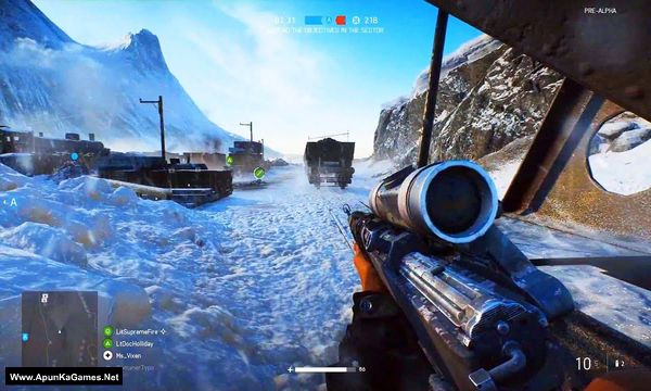 Battlefield V PC Game - Free Download Full Version