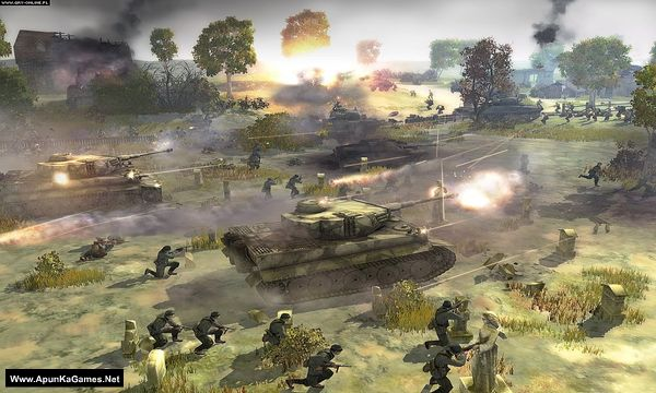 Company of Heroes 1 Screenshot 3, Full Version, PC Game, Download Free