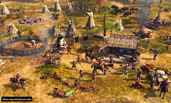 Age of empire complete collection Screenshot 2, Full Version, PC Game, Download Free