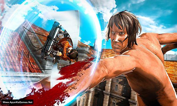 Attack on Titan 2 Screenshot 3, Full Version, PC Game, Download Free