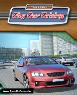 City Car Driving Cover, Poster, Full Version, PC Game, Download Free