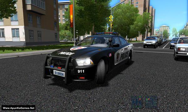 City Car Driving Screenshot 1, Full Version, PC Game, Download Free
