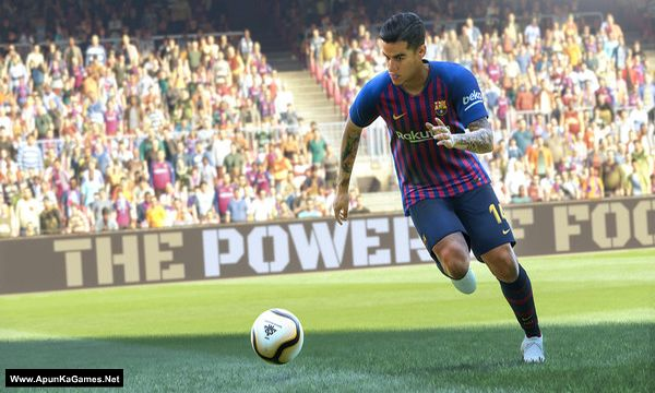 PRO EVOLUTION SOCCER 2019 Screenshot 2, Full Version, PC Game, Download Free