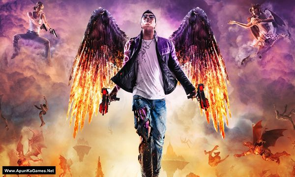 Saints Row: Gat out of Hell Screenshot 1, Full Version, PC Game, Download Free